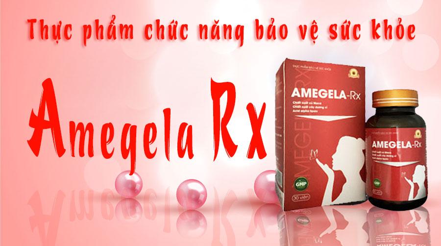 viên uống amegela rx là gì?