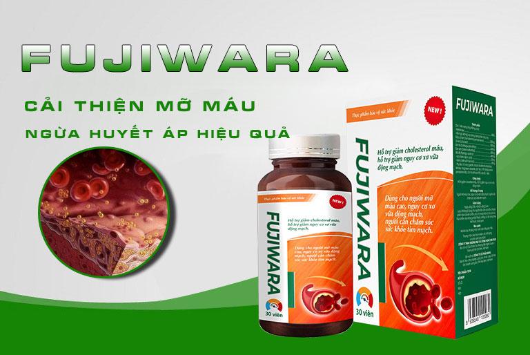 SẢN PHẨM FUJIWARA